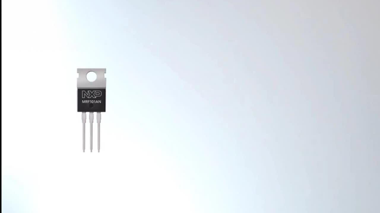 NXP Brings Standard Packages to RF Power