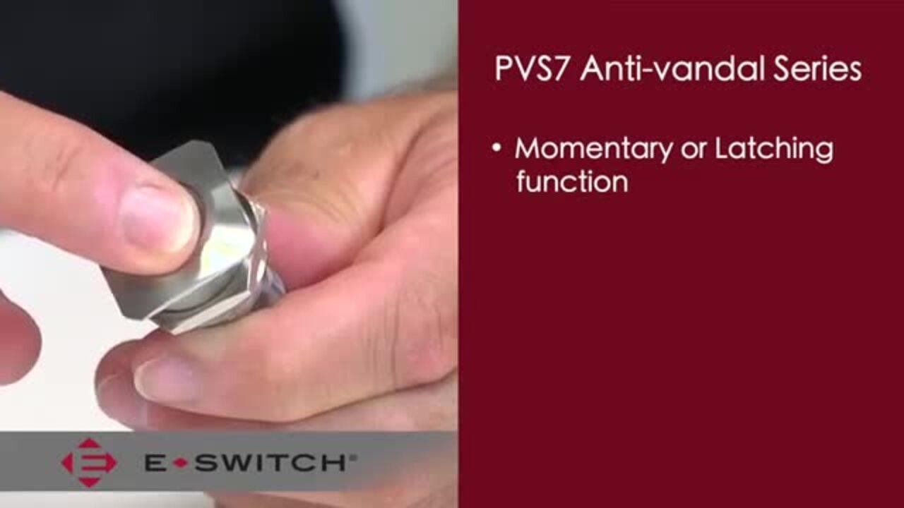 PVS7 Anti Vandal Series - E-Switch