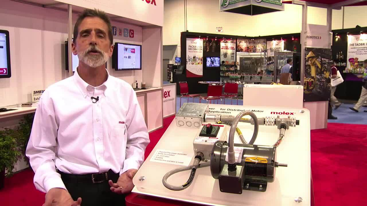Molex - Brad Power - PackExpo