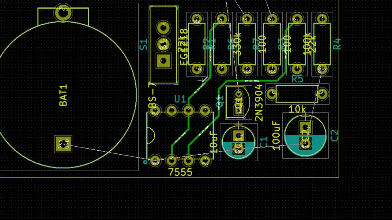 An Intro to KiCad – Part 7: Board Layout