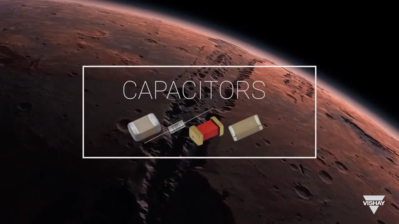 Vishay on Mars!