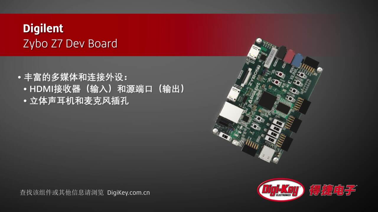 Digilent Zybo-Z7 Dev Board | Digi-Key Daily