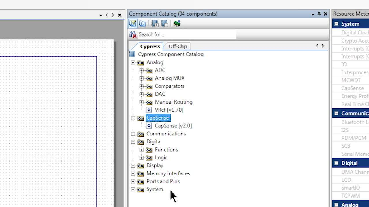 PSoC 6 101: Lesson 1-2 PSoC Creator IDE