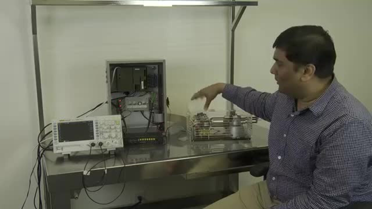 Live Demo   PLC eFuse Relay Replacement Performance Test