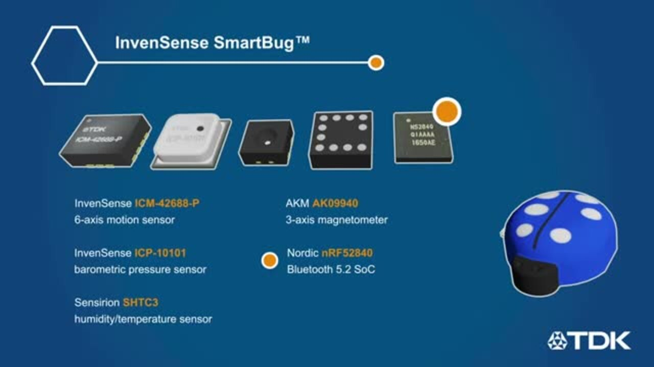 SmartBug Multi-Sensor Wireless Module