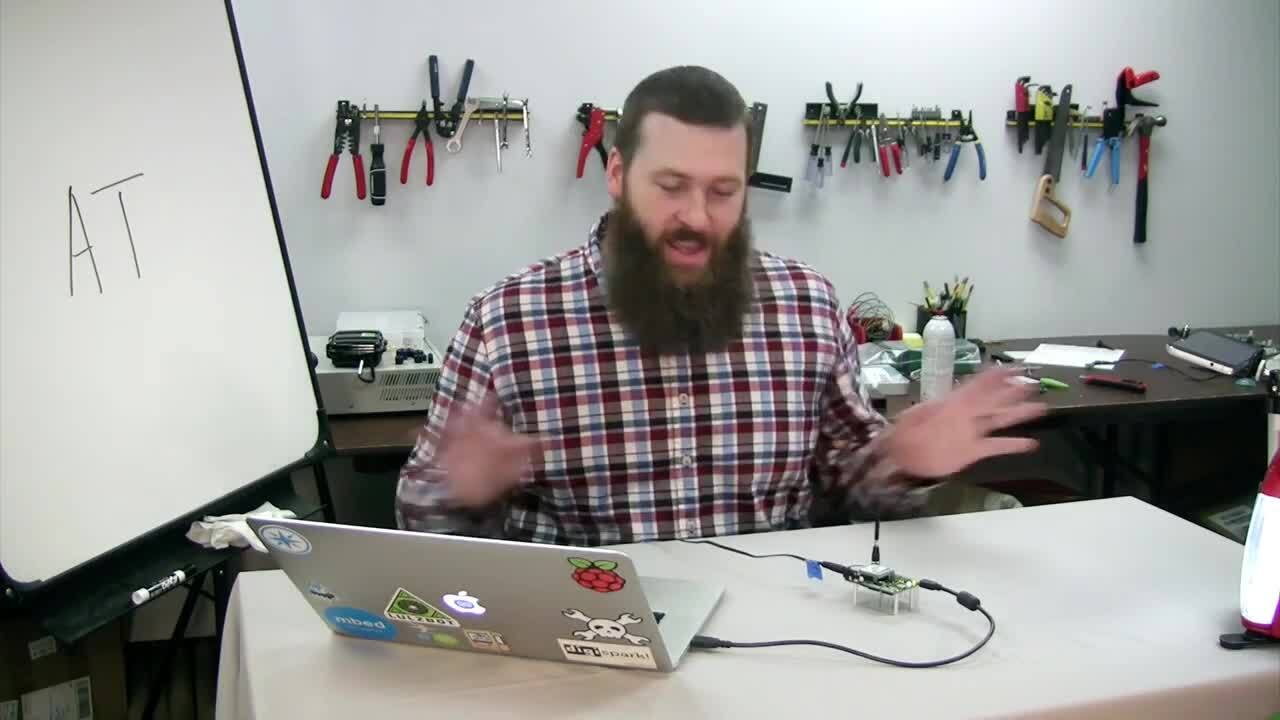 Using AT Commands and Skywire Development Kit