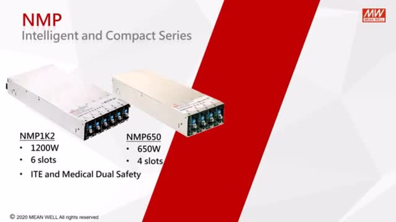 Introduction to MEAN WELL Configurable Power Supplies
