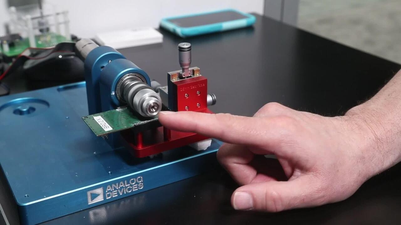 Analog Devices High Precision AMR 360 Degree Angle Sensor