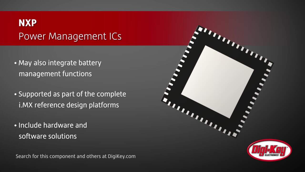 NXP Power Management ICs | Digi-Key Daily