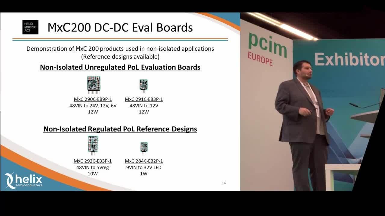 PCIM 2019 Helix Semiconductors Presentation