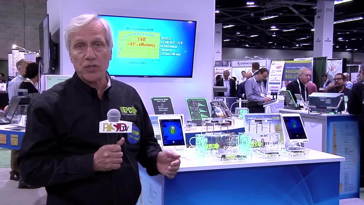 PSDtv - EPC on Why Silicon is Dead at APEC 2019