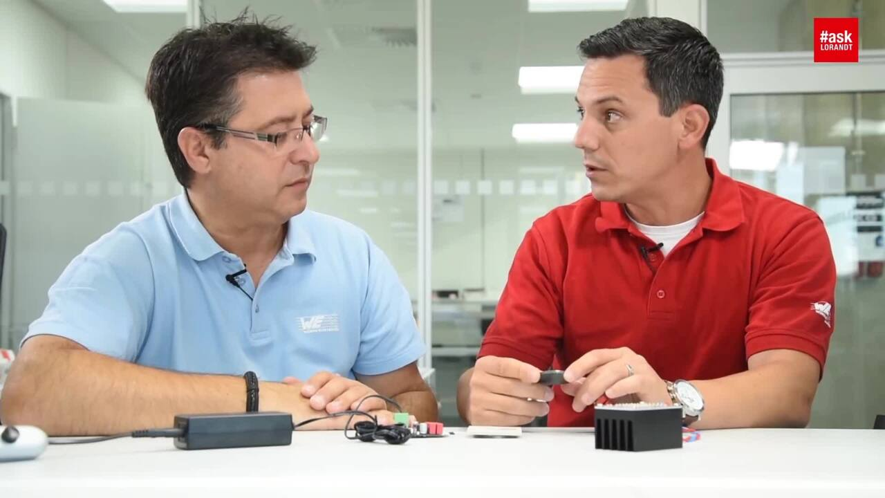 @ askLorandt explains: 100 W Wireless Power Transfer Demonstrator