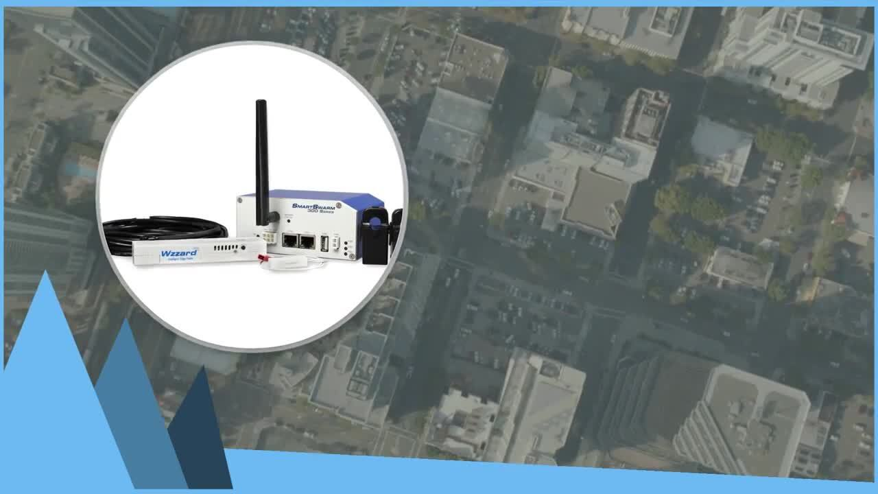 The Latest in Industrial  Commercial Low-Power Wireless Sensing
