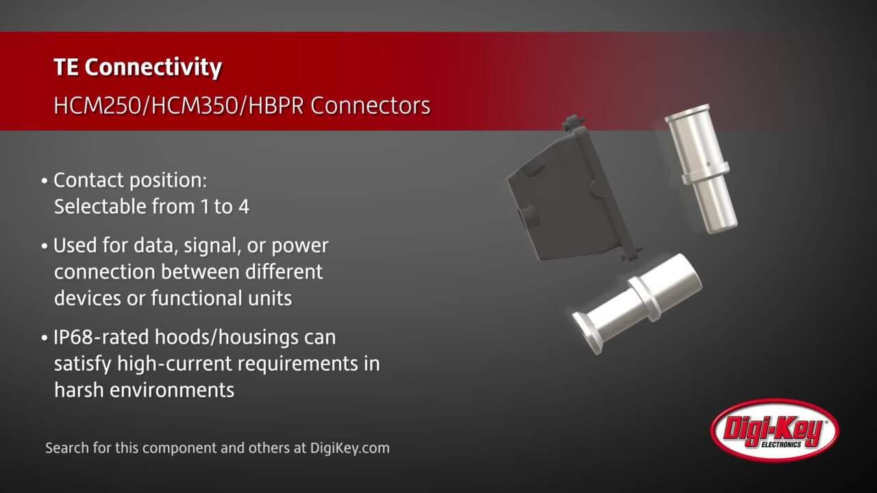 TE Connectivity Distributor | DigiKey Electronics