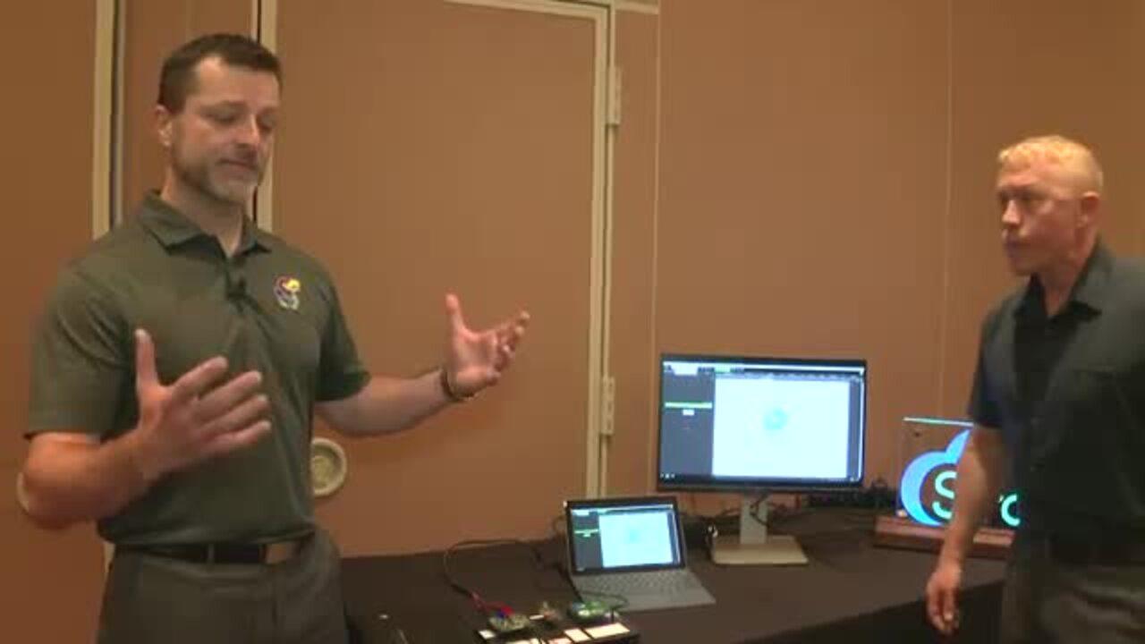Live Demo of the Strata Developer Studio for Fast Evaluation Board Testing