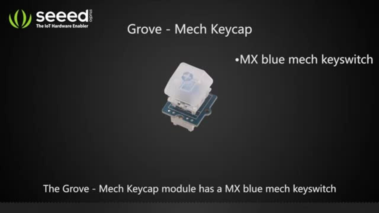 All new Grove - Switch modules