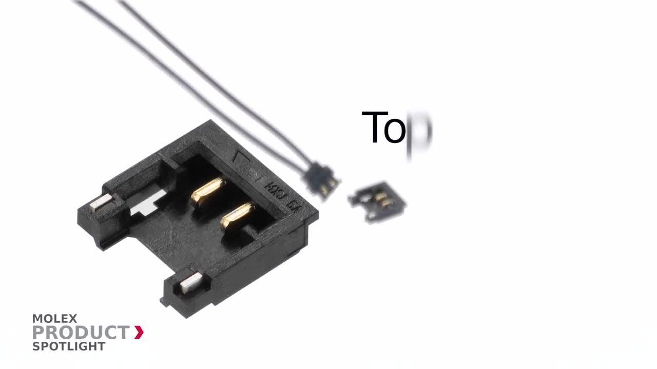 Molex-Product Spotlight-Pico-EZmate Slim Wire-to-Board System