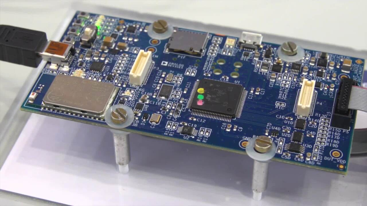 Analog Devices Smoke and Aerosol Detection