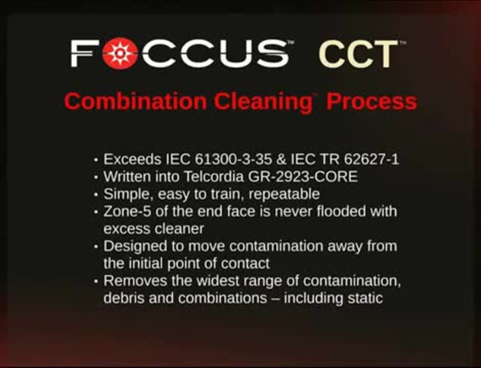 Chemtronics FOCCUS CCT Clear Connection Tool