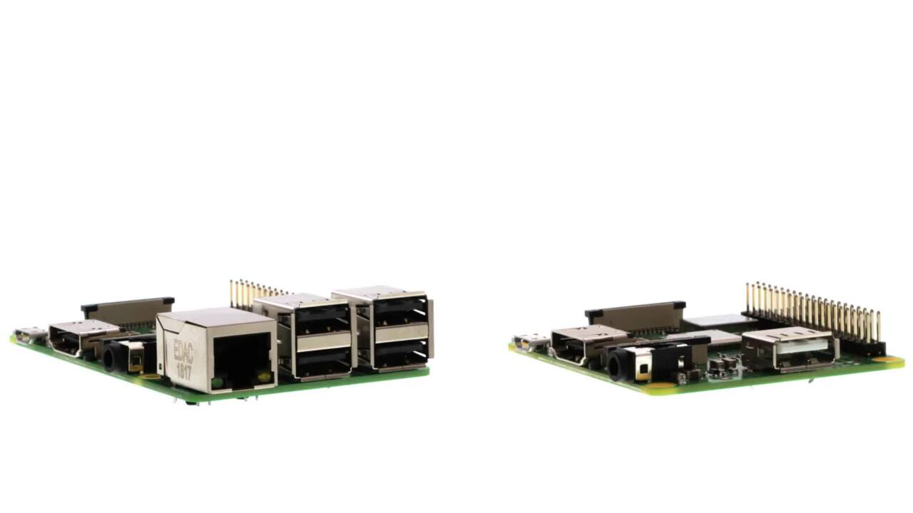 Raspberry Pi 3B+ and the new Pi 3A+ Functional Comparison - Another Teaching Moment