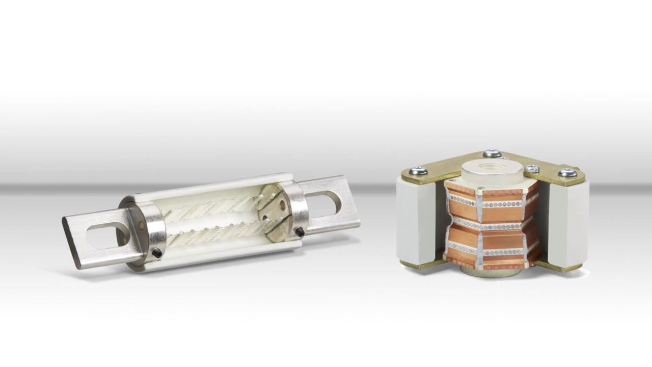 POWR-SPEED® High-Speed Square Body Fuses - PSR Series