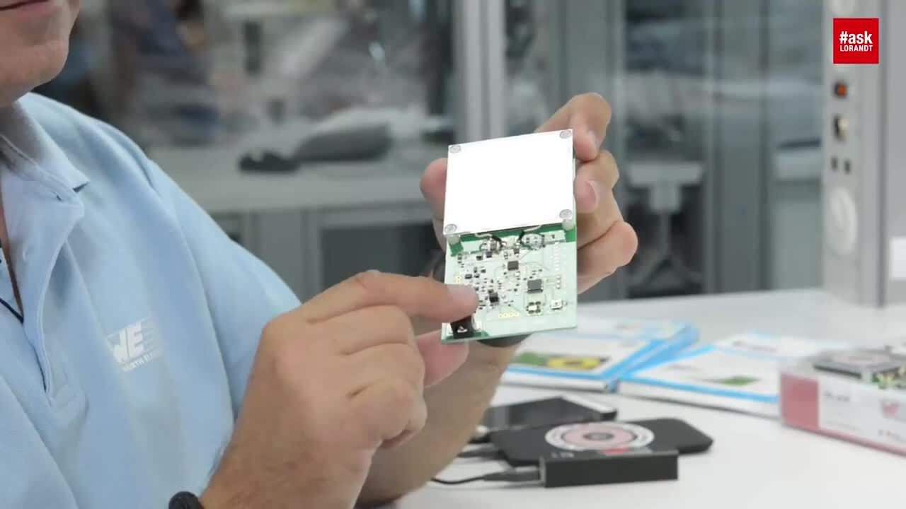 @ askLorandt explains: Unboxing Wireless Power Transfer Design Kit