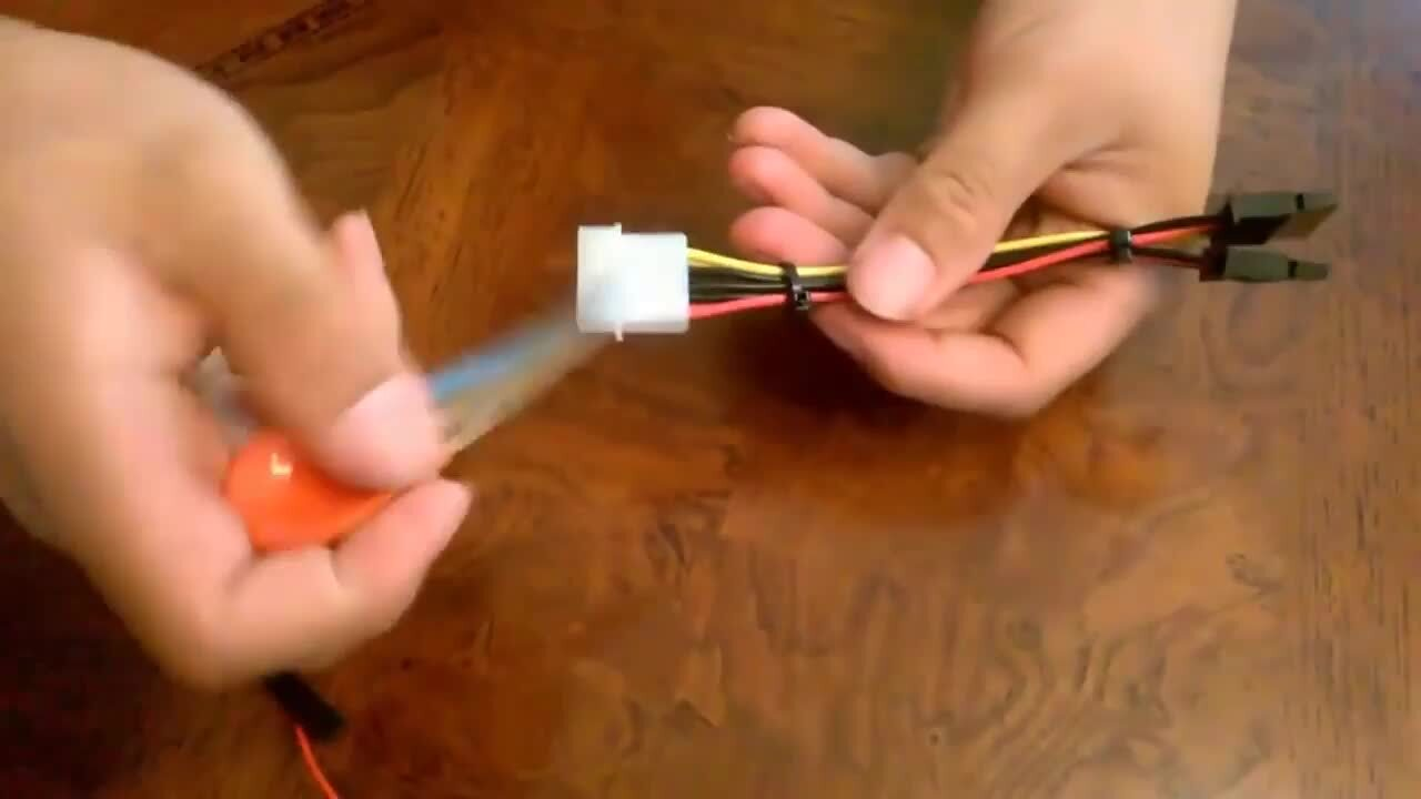 How To Use the 35250 Wire Threader