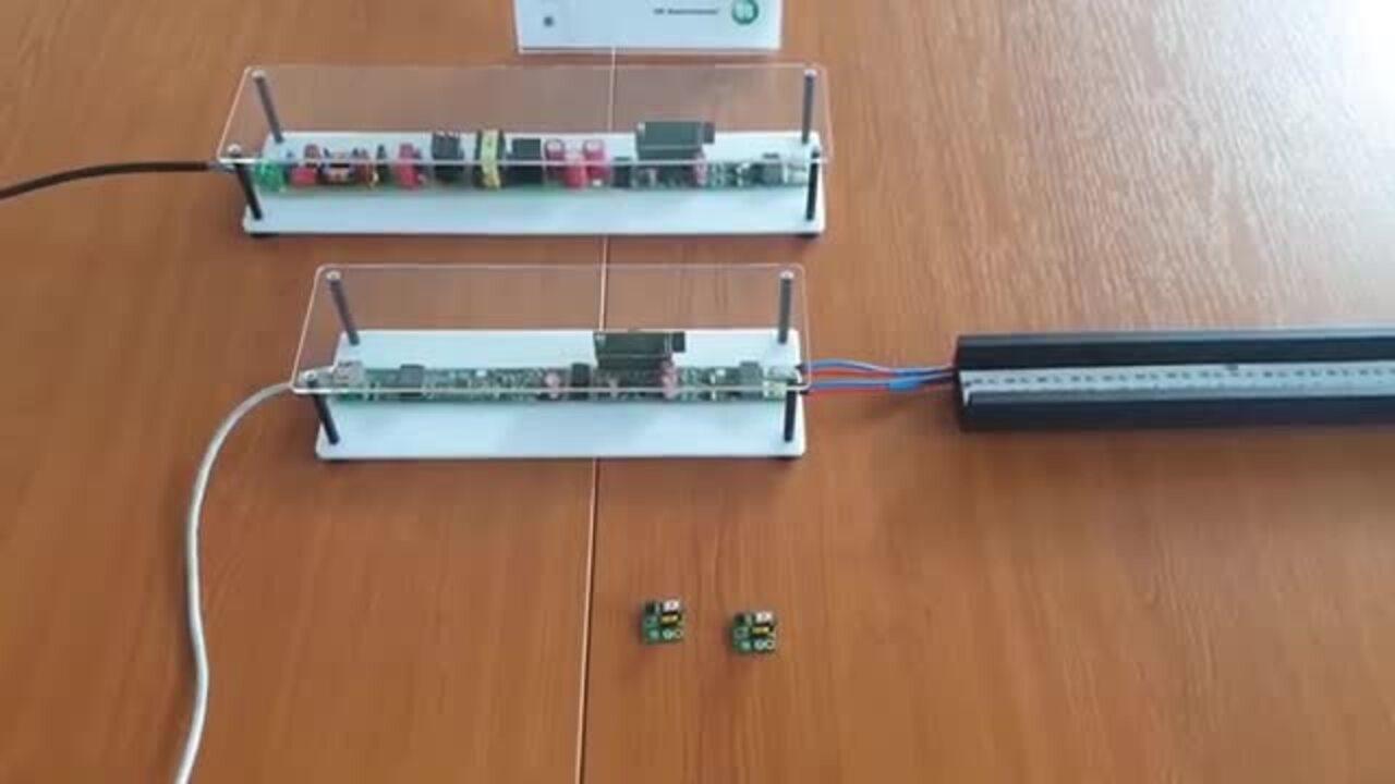 Connected Lighting Platform Demo