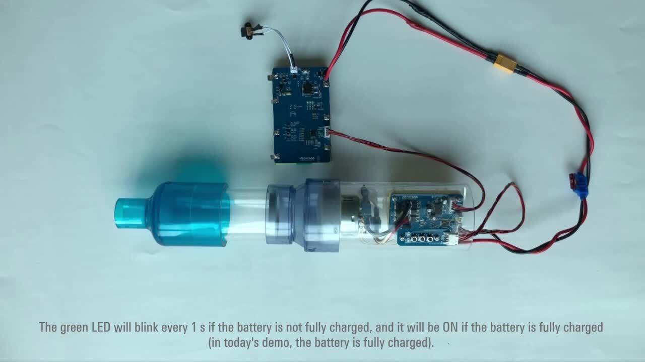 Renesas RL78 Quick Solution: Handy Vacuum