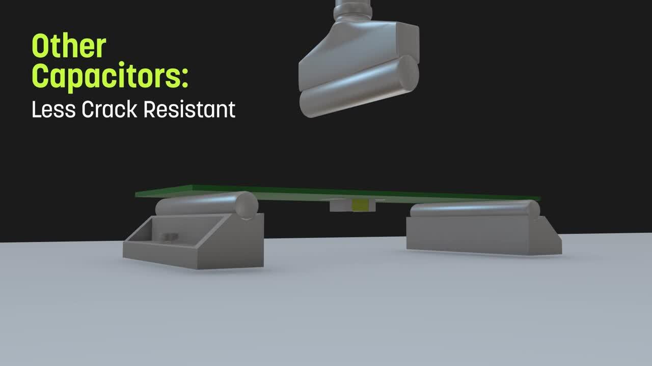 CDE Mica Chip Capacitors