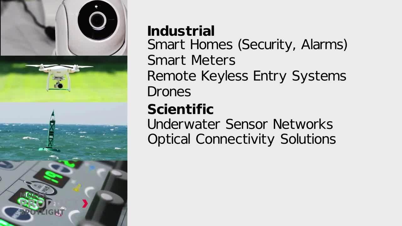 Molex ISM Antennas