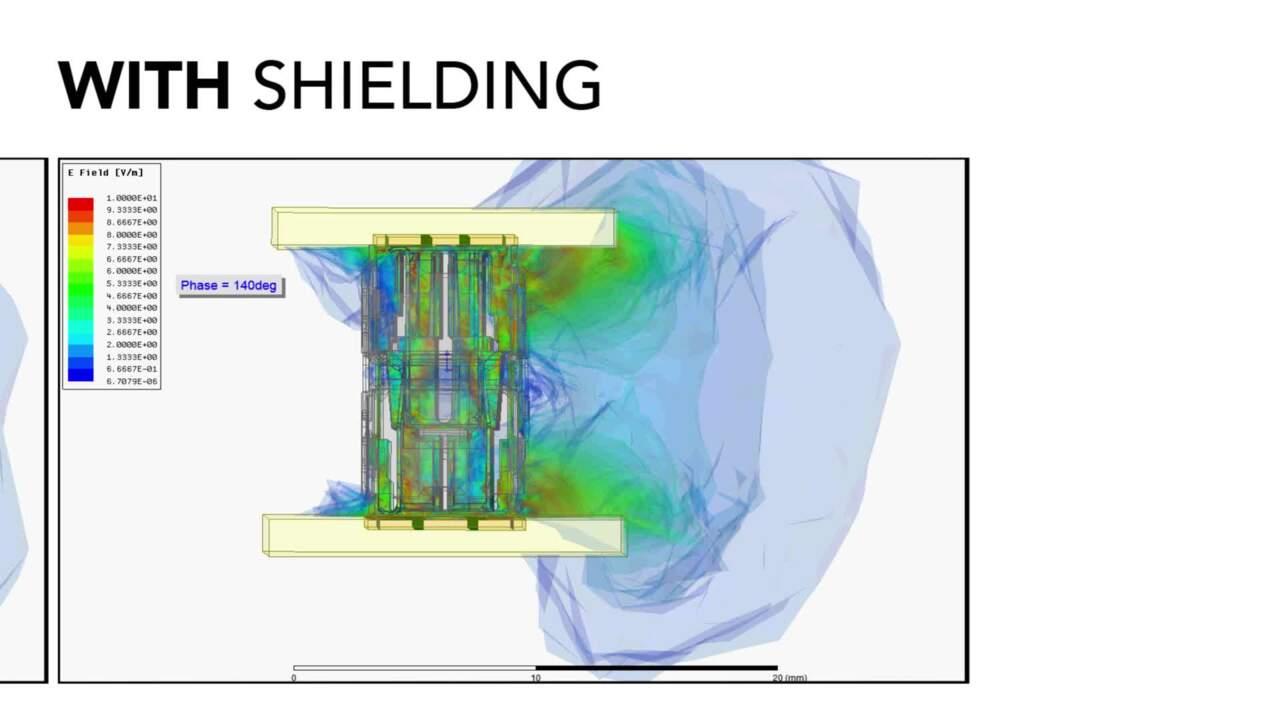 Samtec EMI Shielding Demo