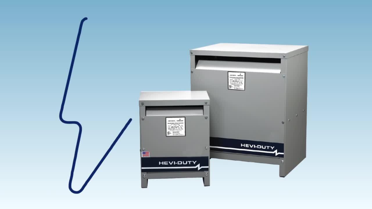 SolaHD™ Energy Efficient Distribution Transformers