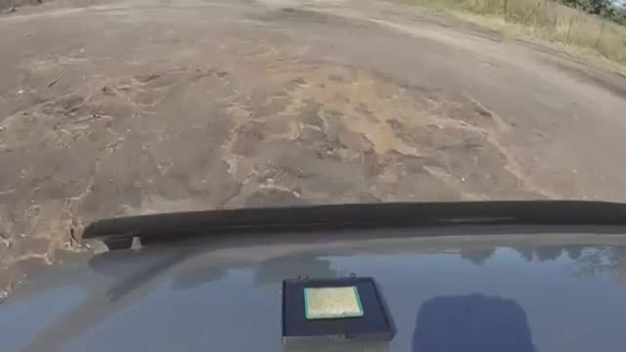 Tacki Pak Off Road Test