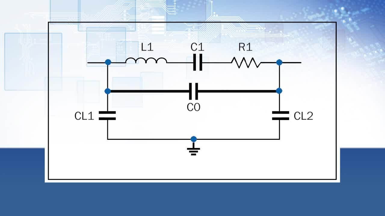 Motional Inductance and Capacitance