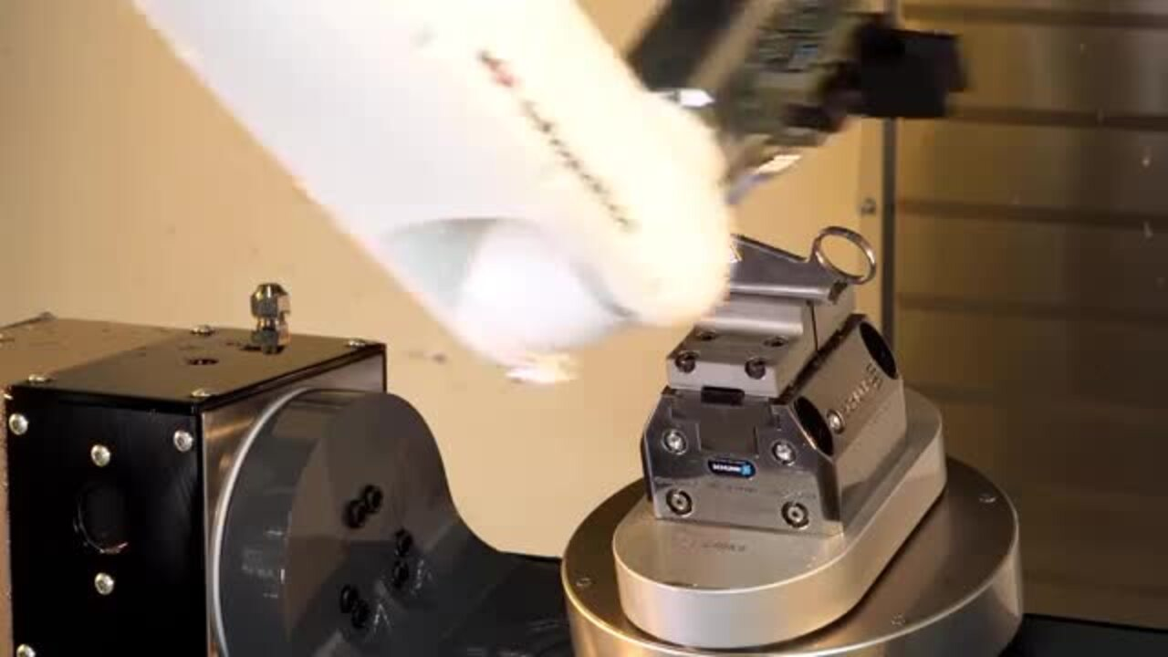 Flexible and Portable Robotic Machine Tending Solution