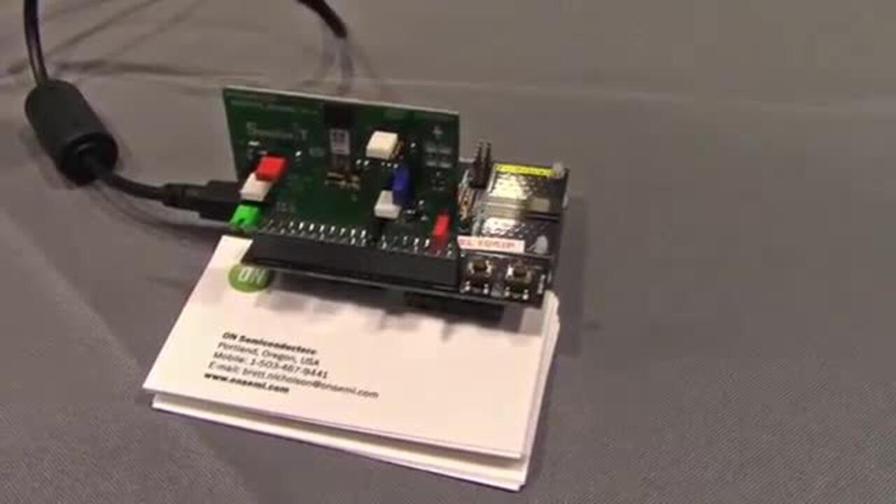 Bluetooth® Low Energy Imaging Snapcam Demo