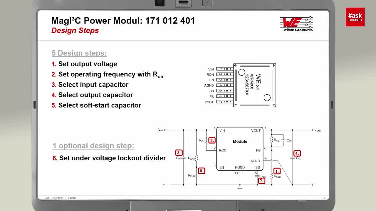 @ askLorandt explains: MagI³C Power Modules in TO263 package Evaluation boards concept explained