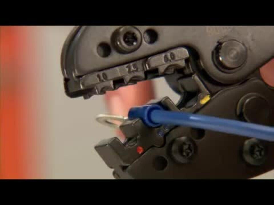 Weidmuller CTI 6 Crimping Tool