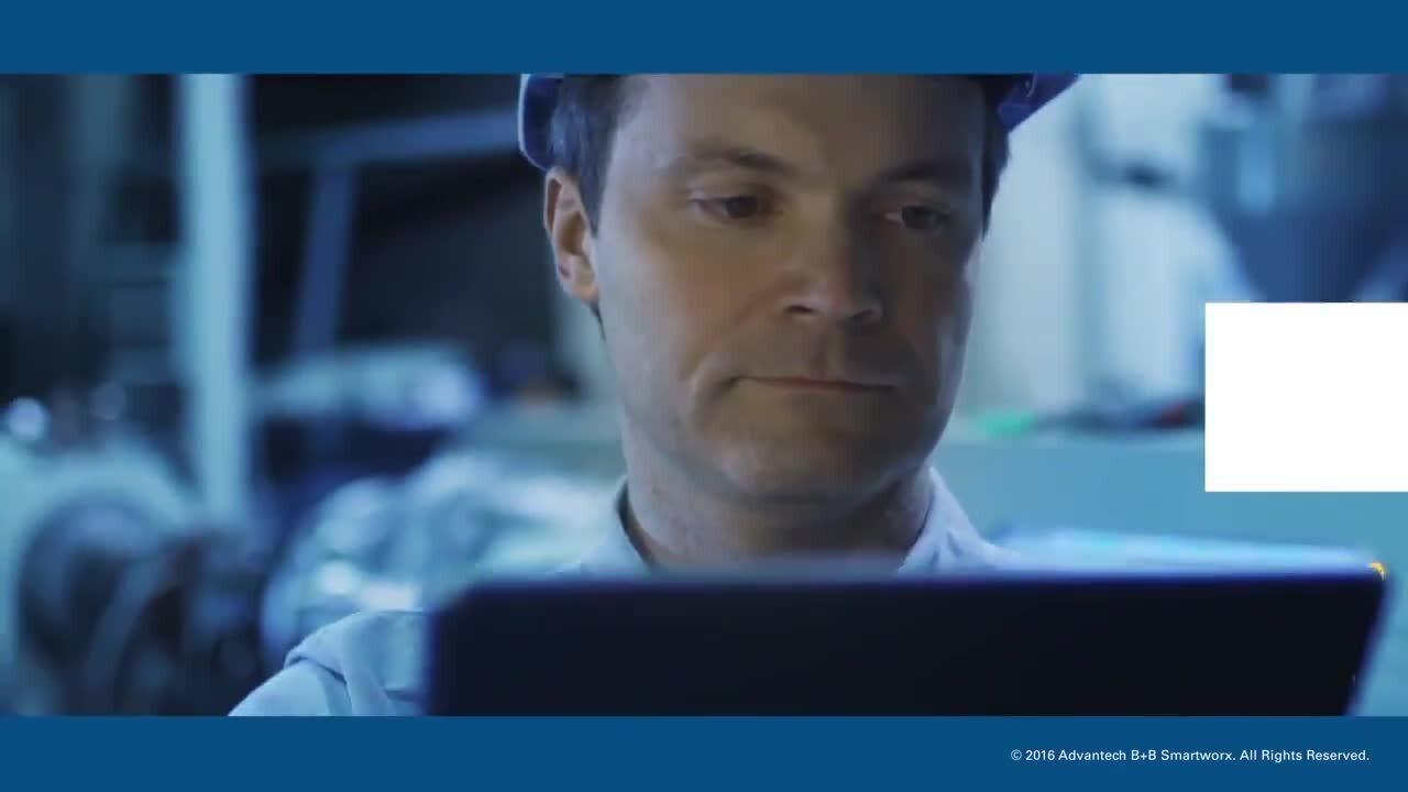 Meet B+B SmartWorx powered by Advantech
