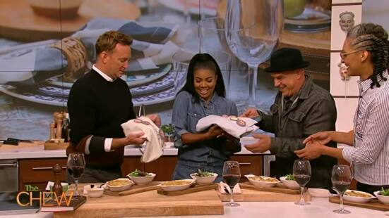 The Chew - October 20, 2017