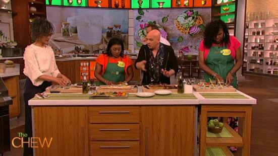 The Chew's Masterclass