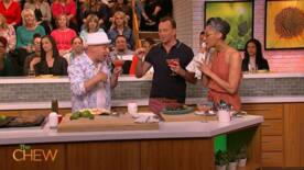 The Chew's 7th Annual Summertime, Funtime, Sunshine Happy Hour