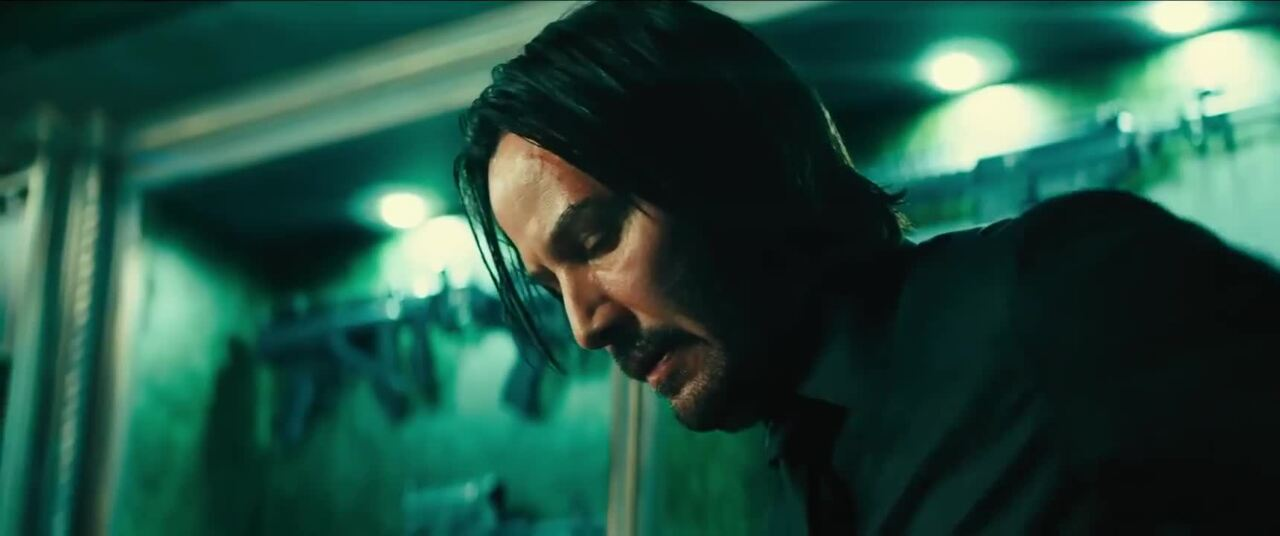 Play trailer for John Wick: Chapter 3 - Parabellum