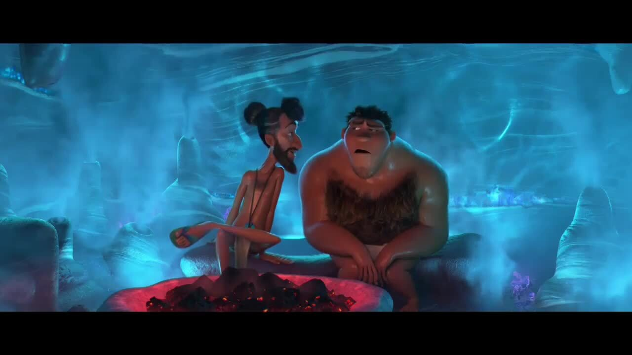 Play trailer for The Croods: A New Age