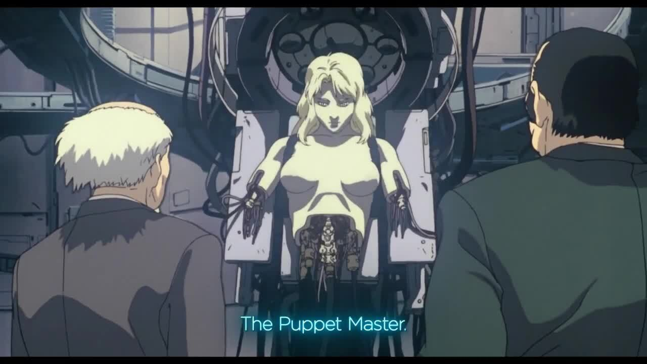 Play trailer for Ghost In The Shell (1995)