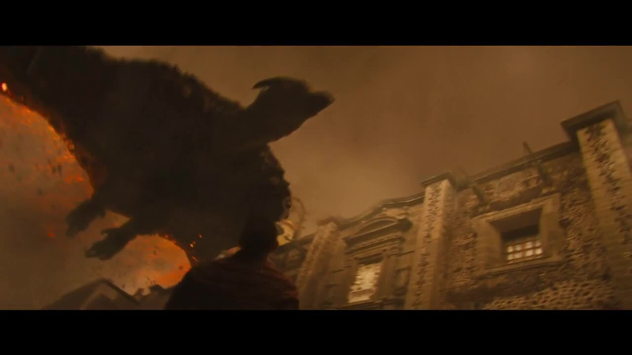 Play trailer for Godzilla: King Of The Monsters