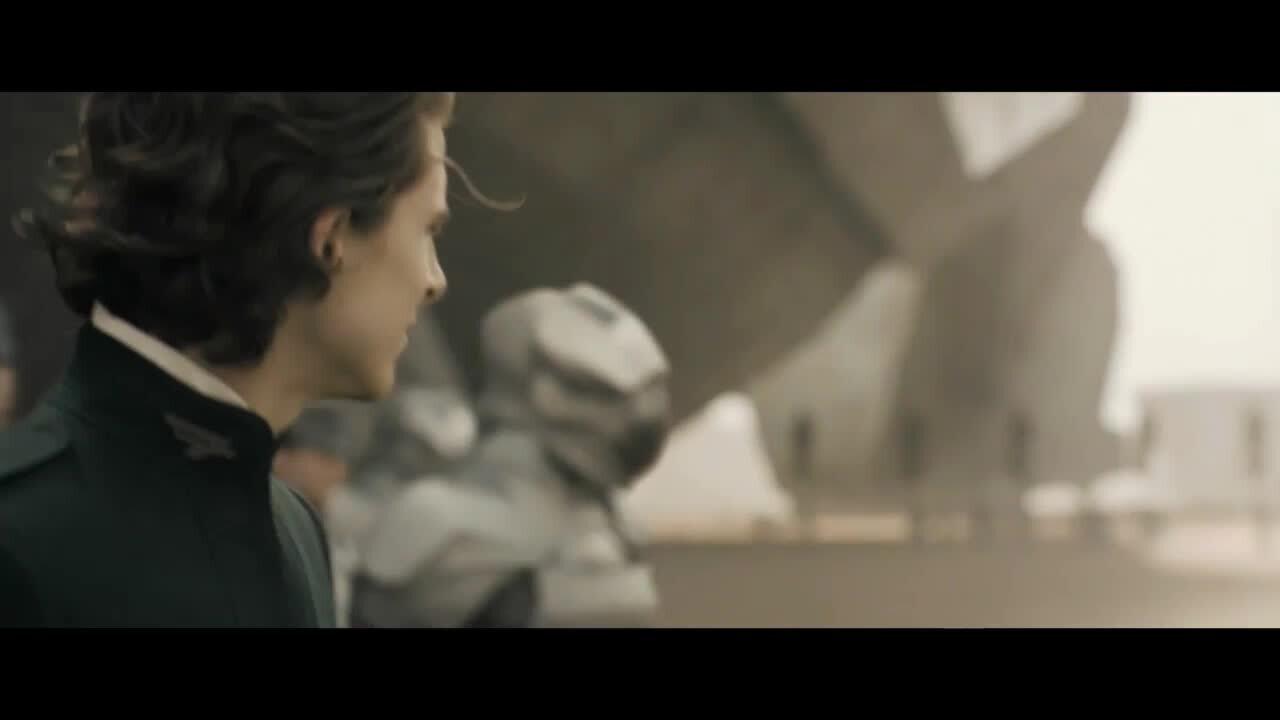 Play trailer for Dune