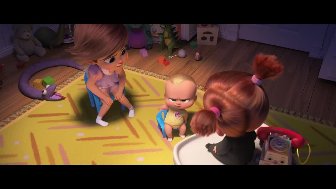 Play trailer for The Boss Baby: Family Business