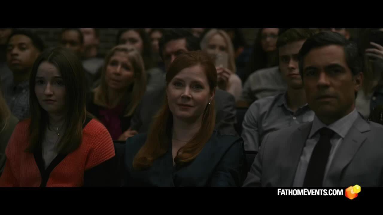 Play trailer for DEAR EVAN HANSEN w/Live Q&A With Cast